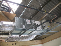Suspended AHU